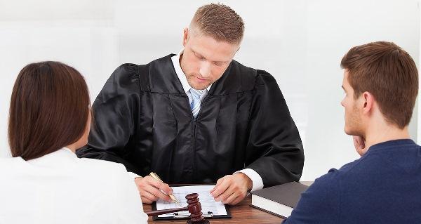 Заявление на развод: образец иска, как и куда подать