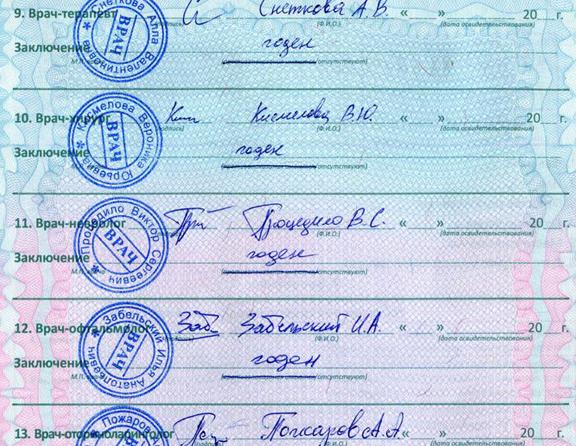 Компенсация за медосмотр при приеме на работу: правила и порядок процедуры, размер и расчет