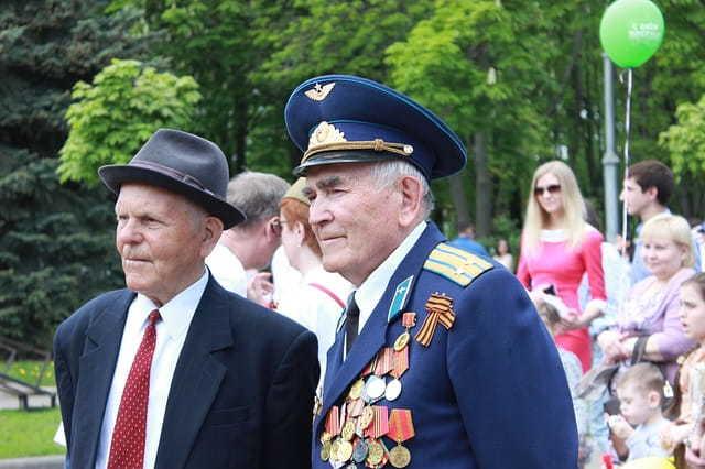 10тысячрублей ветеранам коДню Победы
