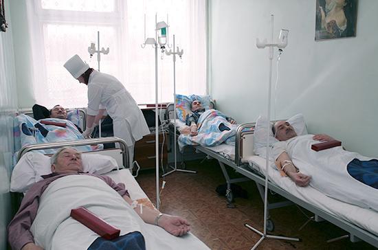 Совет Федерации одобрил законопроект опаллиативной помощи