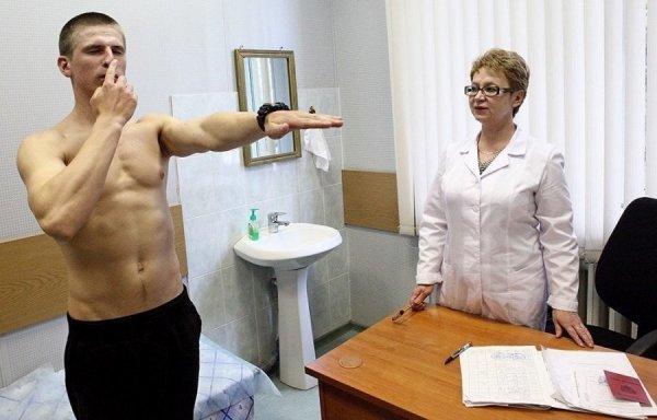 Расписание болезней от призыва в армию в 2020 году: список непризывных заболеваний