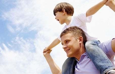 Определение порядка общения с ребенком: образец искового заявления