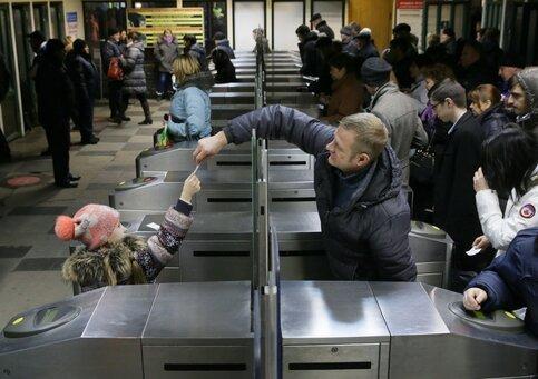 Подмосковным льготникам сделали проезд в Москве бесплатным бессрочно
