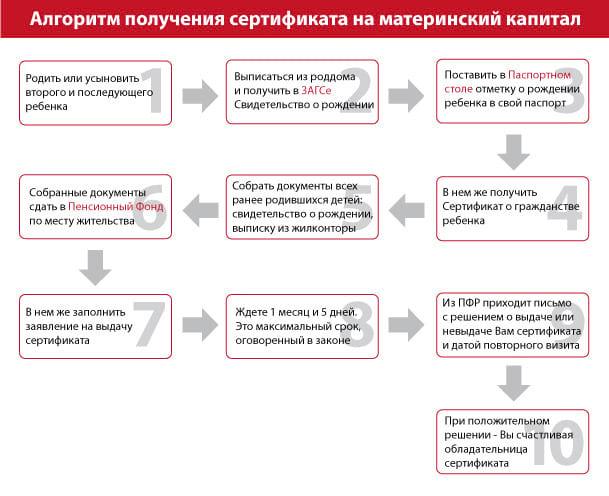 Документы для распоряжения и использования материнского капитала в 2020 году: полный список, особенности подачи и сроки рассмотрения, порядок и пример заполнения заявления