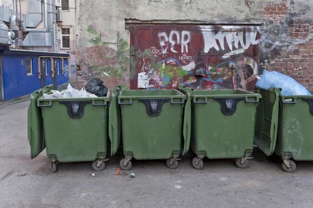 Сельских бюджетников освободили от оплаты вывоза мусора