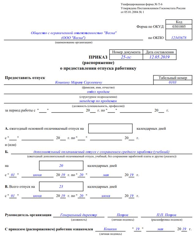 Увольнение во время учебного отпуска: особенности и правила, нормы ТК РФ