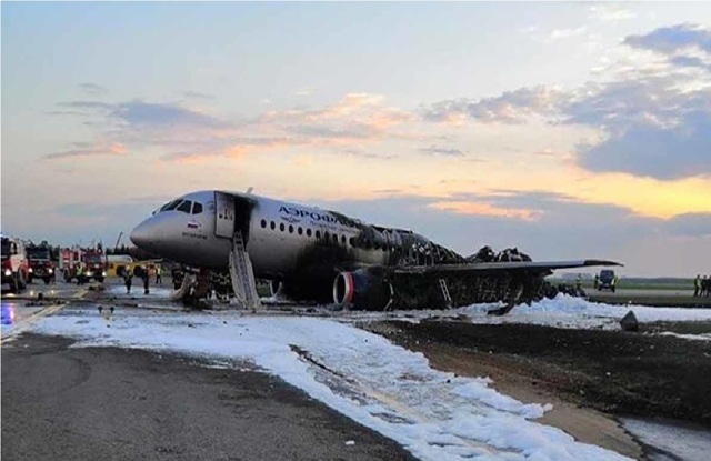 ПФР оказывает содействие родственникам погибших ипострадавшим вавиакатастрофе вШереметьево