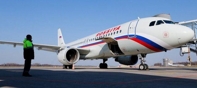 Вапреле вРФ будут действовать льготные внутренние авиарейсы